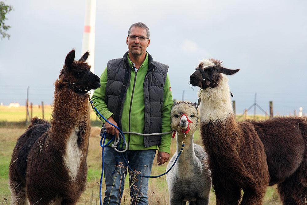 Molbach Alpaca und Lama Trekking